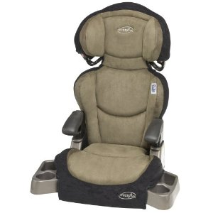 evenflo big kid dlx booster seat advice for parenting blog. Black Bedroom Furniture Sets. Home Design Ideas