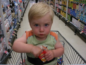 5 Tips for Stress-Free Shopping with Kids