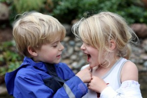 Sibling Revelry: Creating a Bond