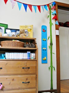 How To Recycle Your Nursery Items