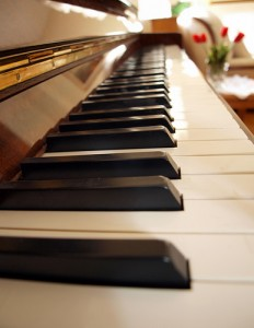 Learn Piano Basics
