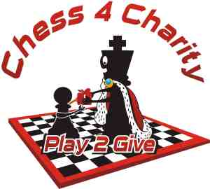 Chess 4 Charity Logo