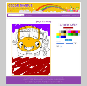 Coloring Online